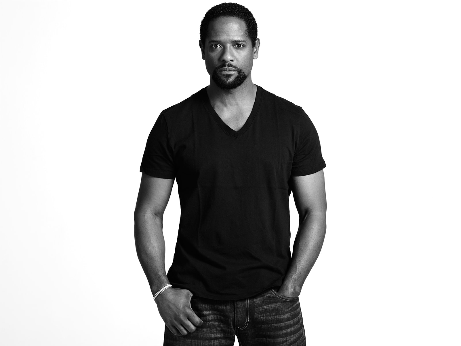 Blair Underwood Background