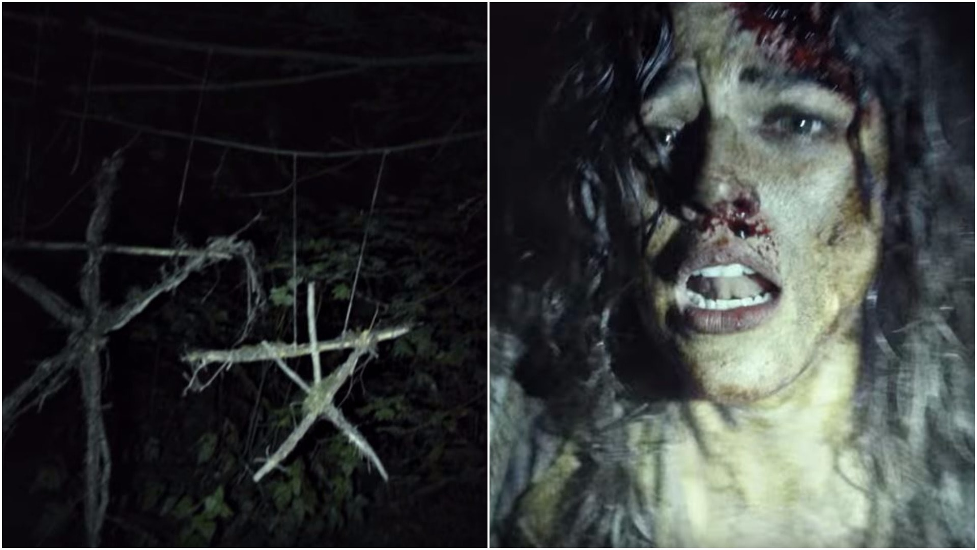 Blair Witch Background