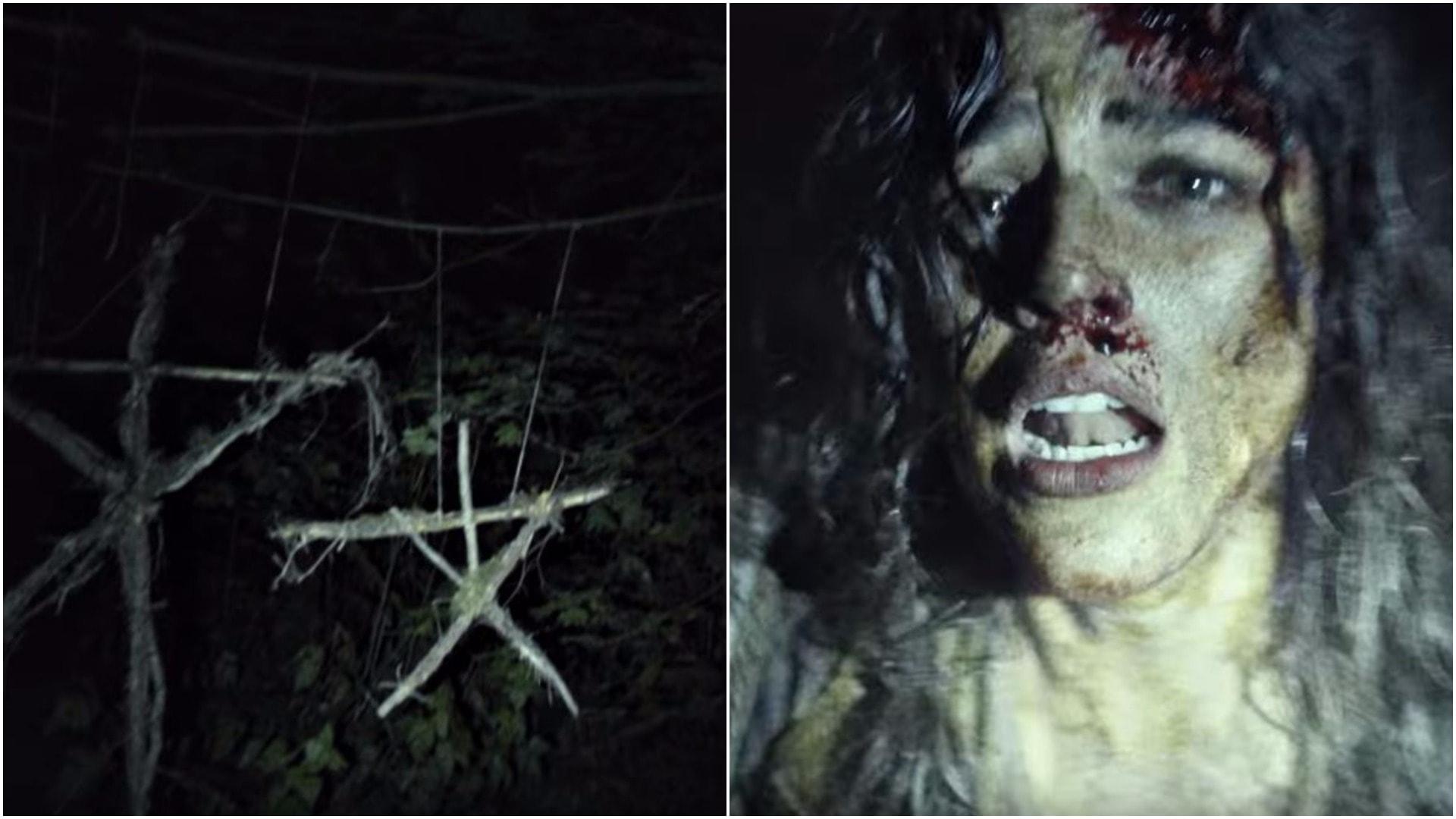 Blair Witch Background