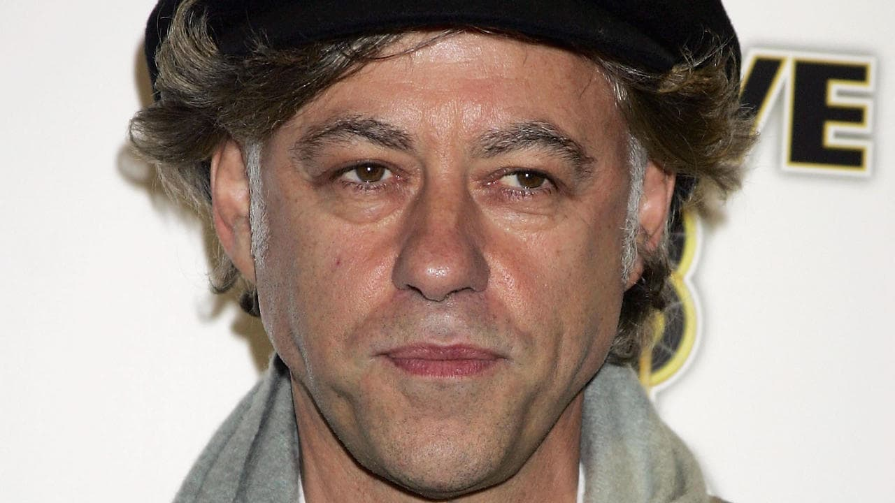 Bob Geldof Background