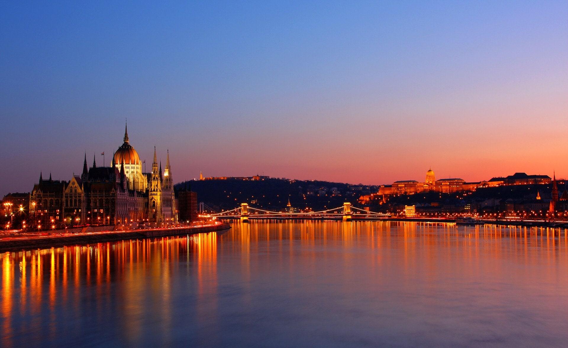 Budapest Background