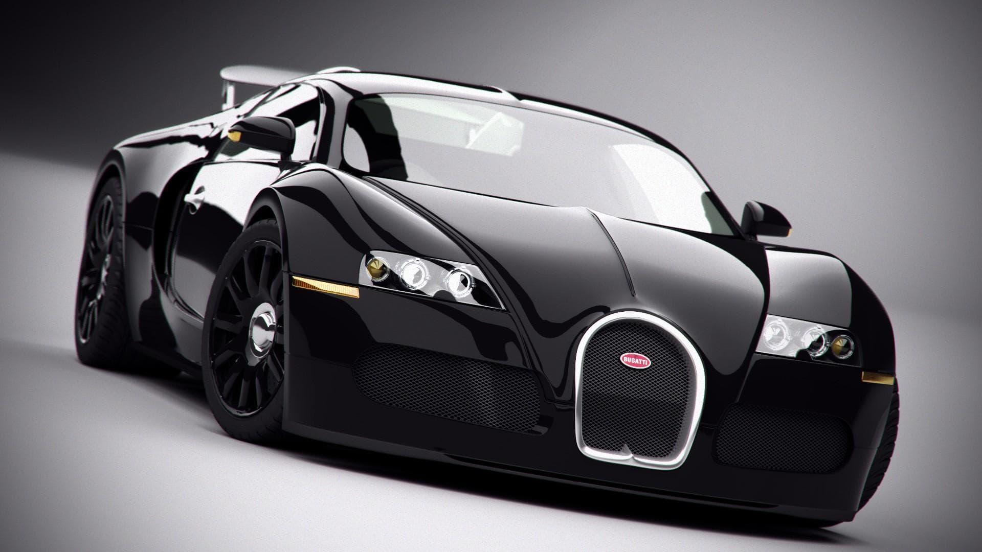 Bugatti Veyron Super Sport Background