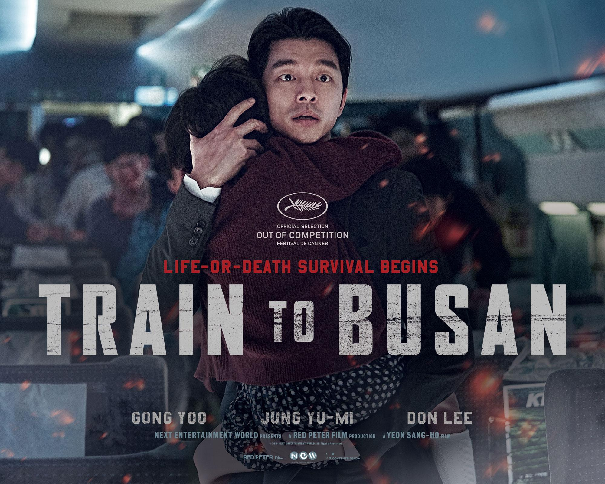 Train to Busan Background