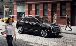Cadillac XT5 Background