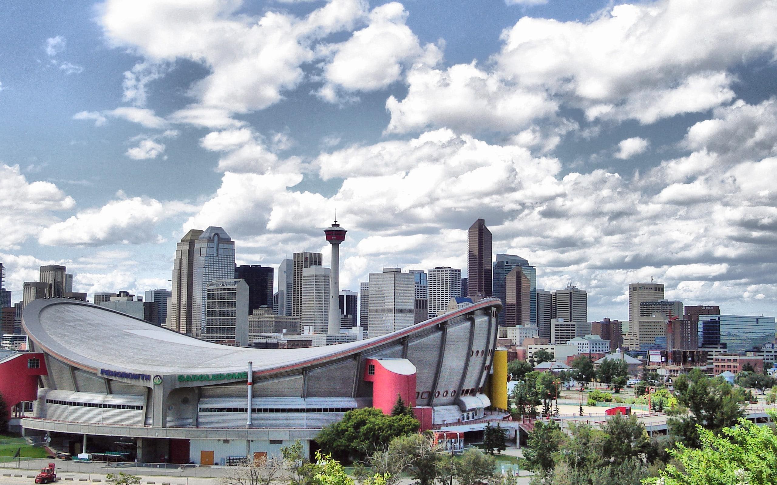 Calgary Background