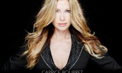 Caprice Bourret Background