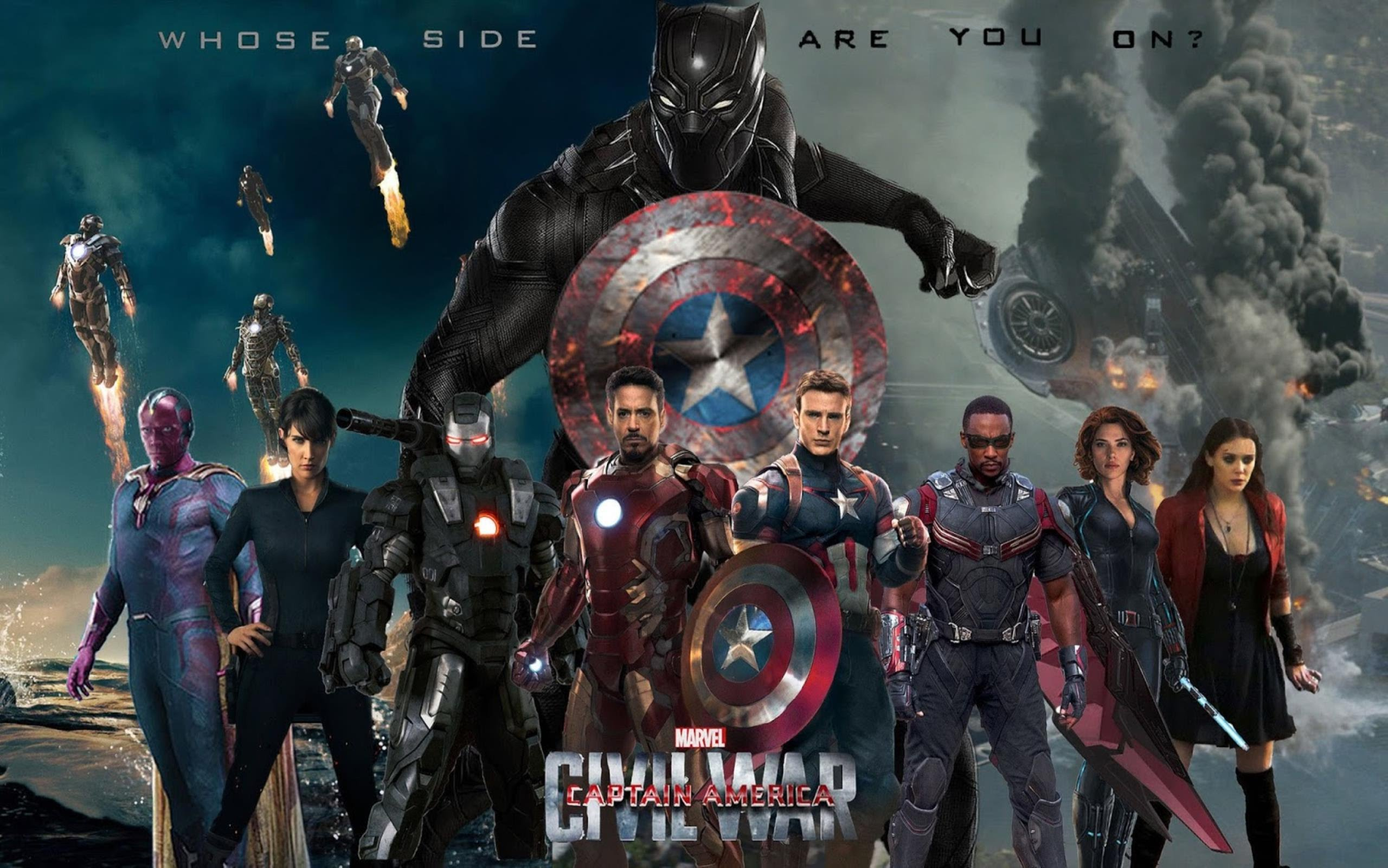 Captain America: Civil War Background