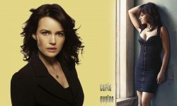 Carla Gugino Background