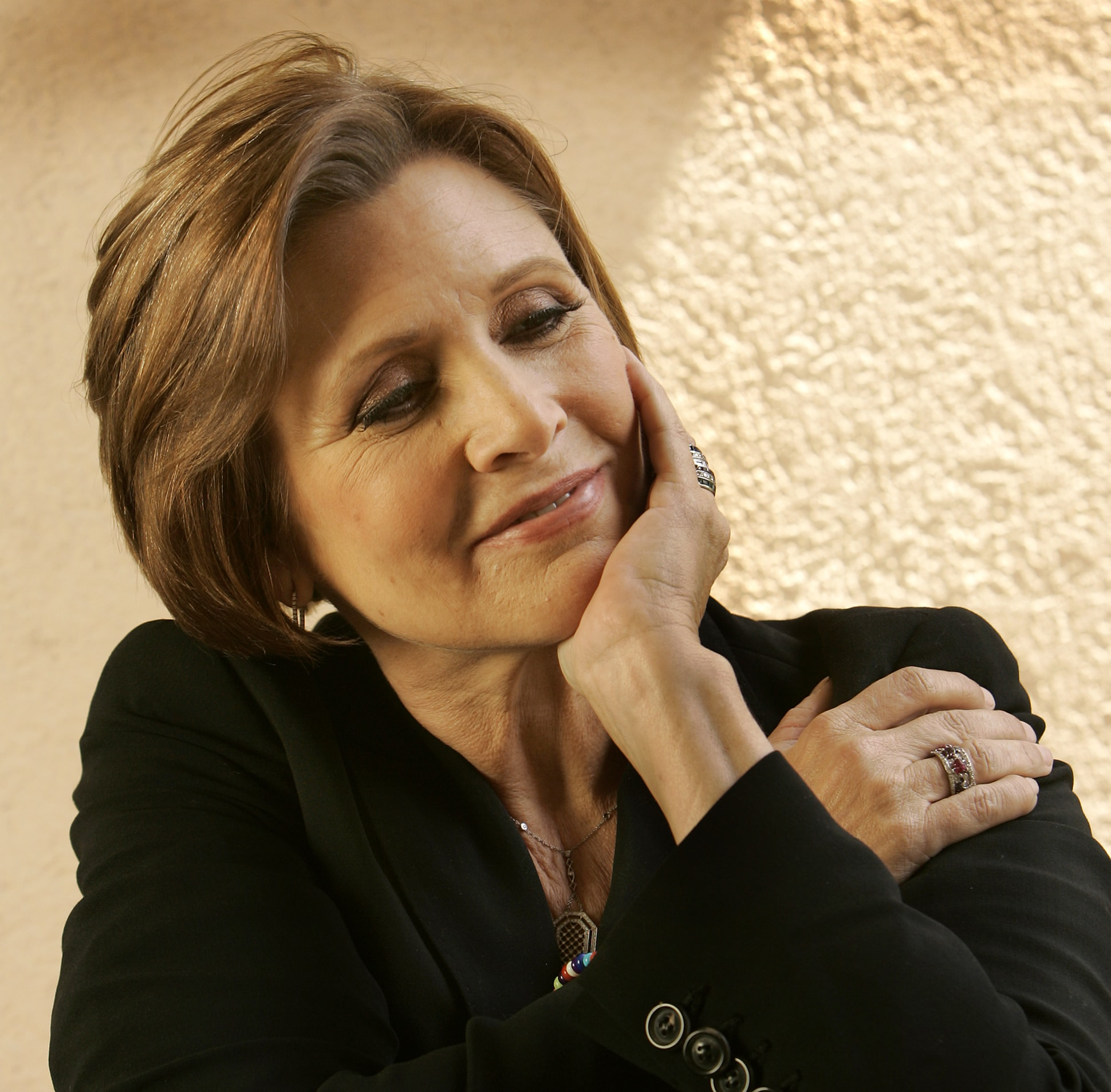 Carrie Fisher Background