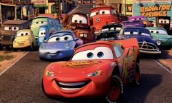 Cars 3 Background