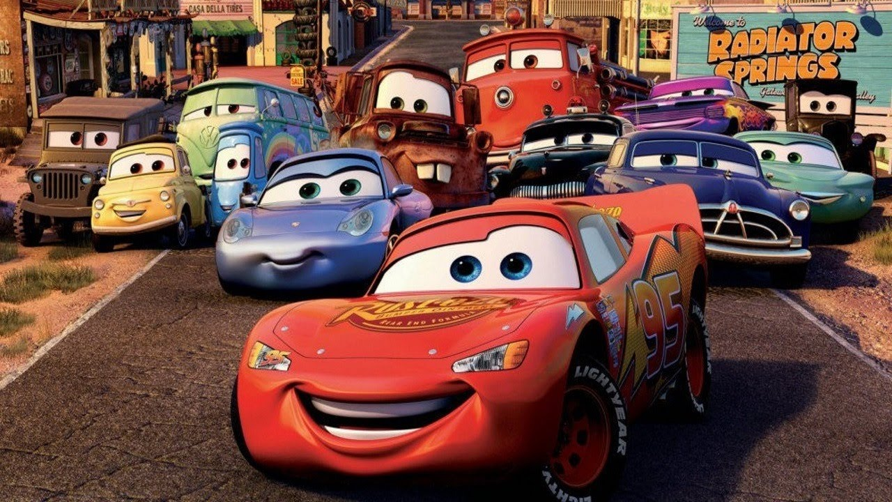 Cars 3 Hd Wallpapers 7wallpapers Net