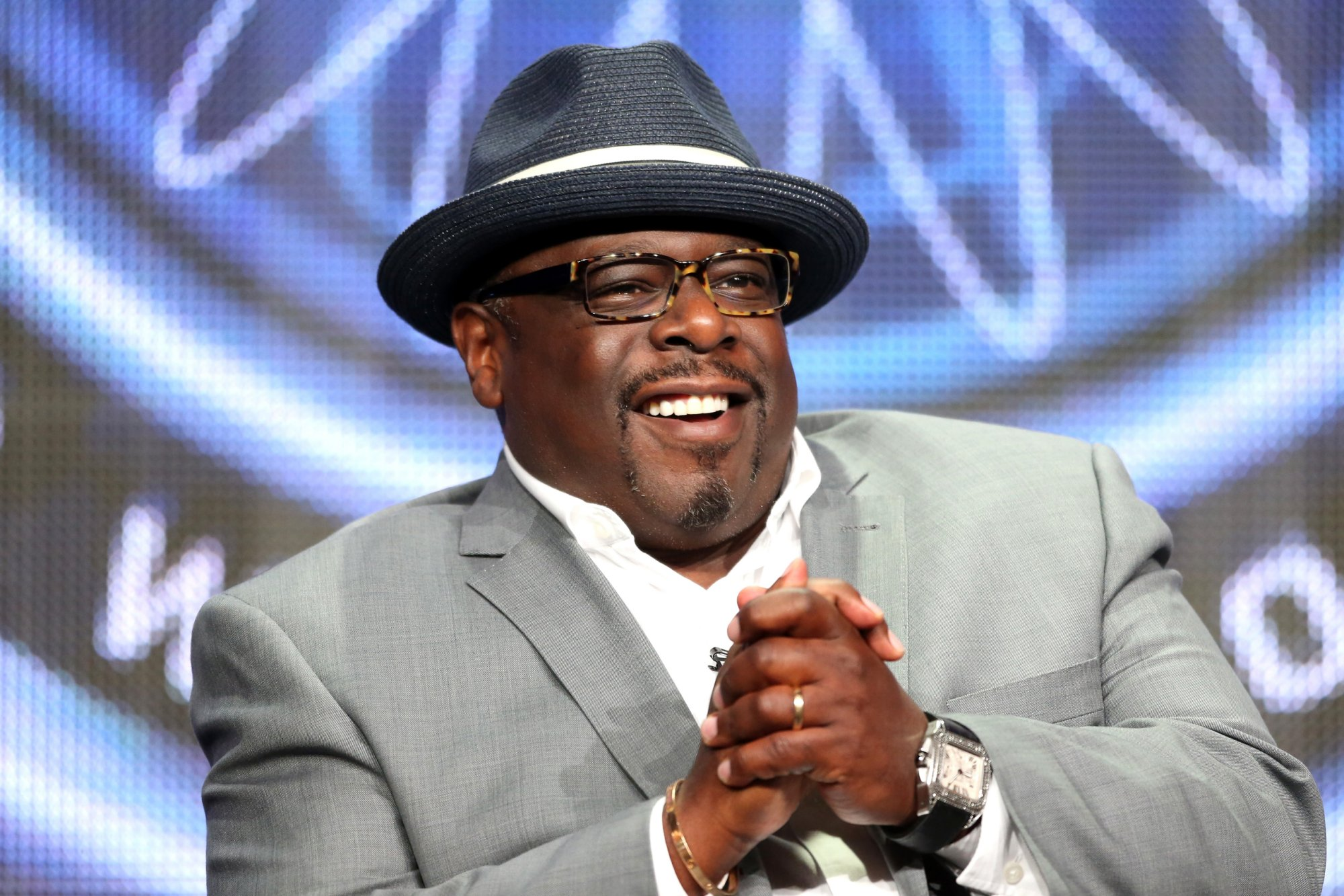 Cedric The Entertainer Background