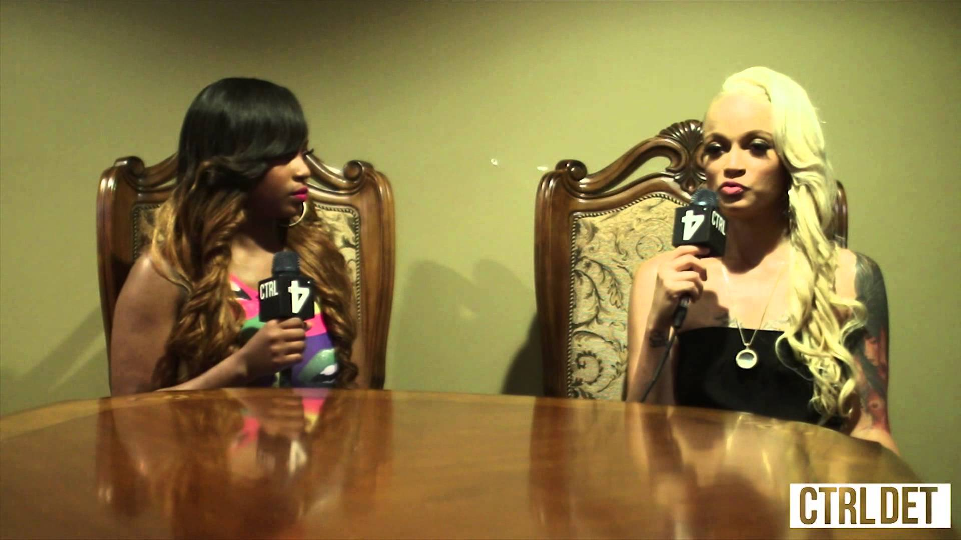 Charli Baltimore Background
