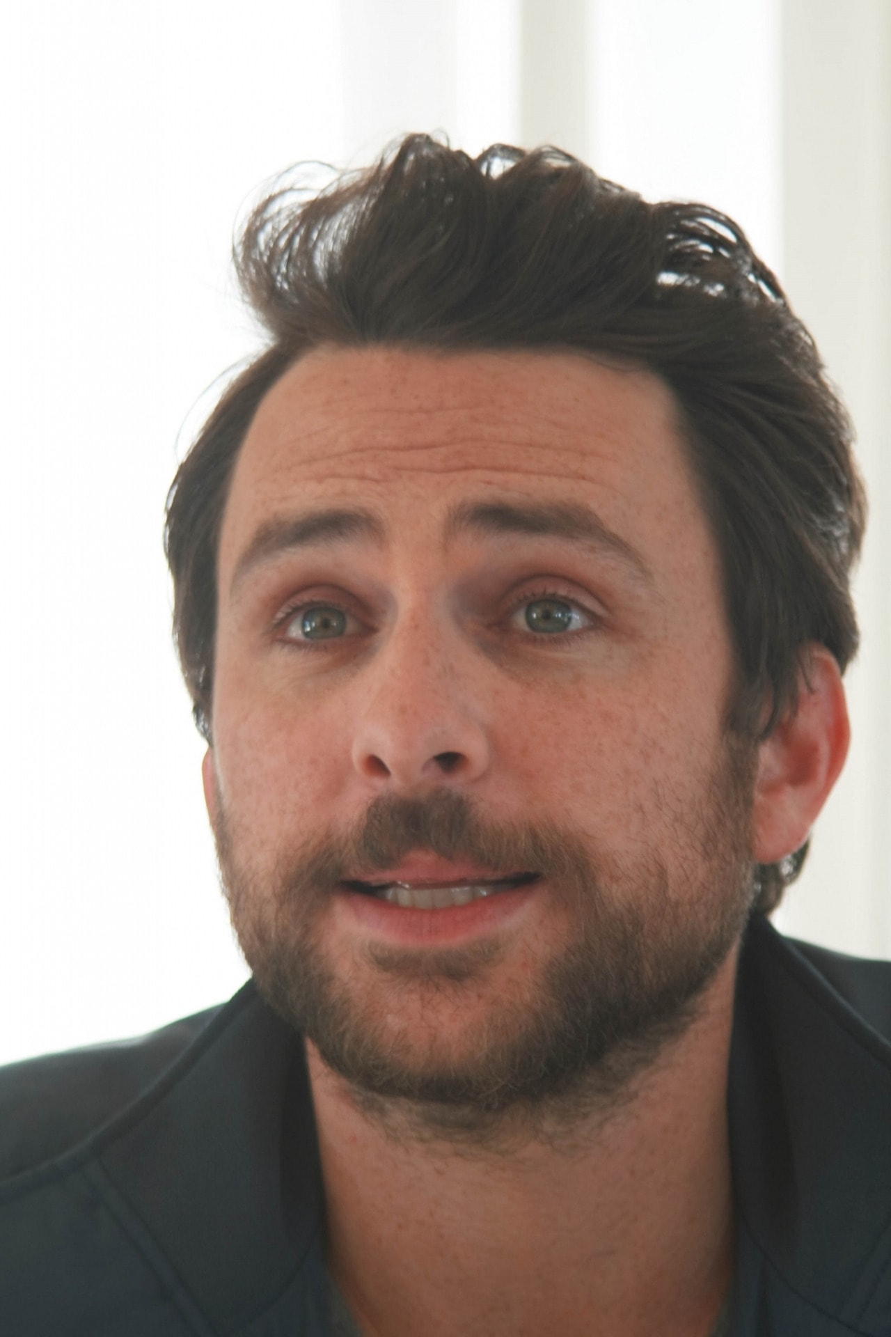Charlie Day Background