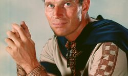 Charlton Heston Background