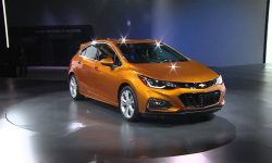 Chevrolet Cruze 2 Hatchback Background