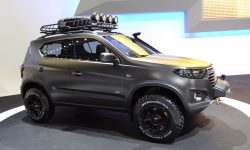 Chevrolet Niva 2 Background