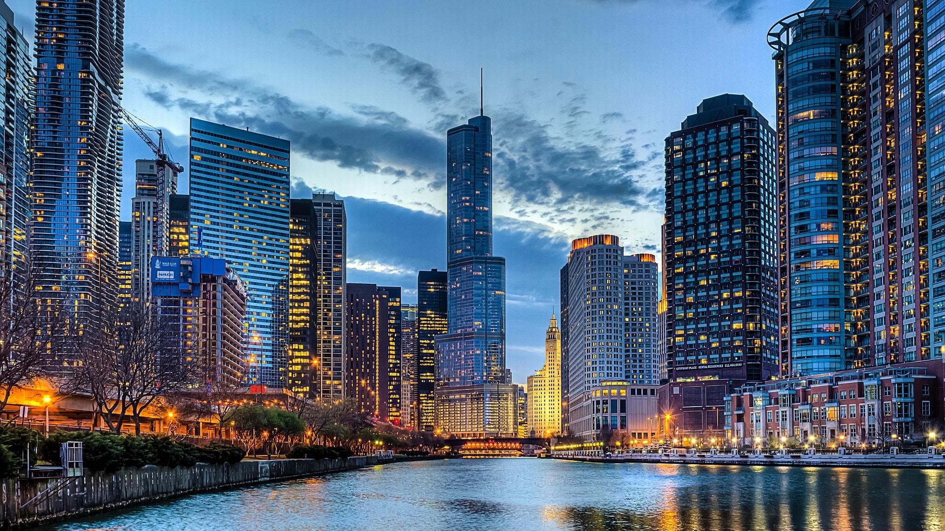 Chicago HD Desktop Wallpapers