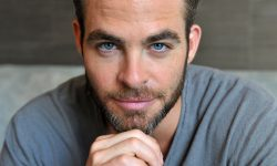 Chris Pine Background