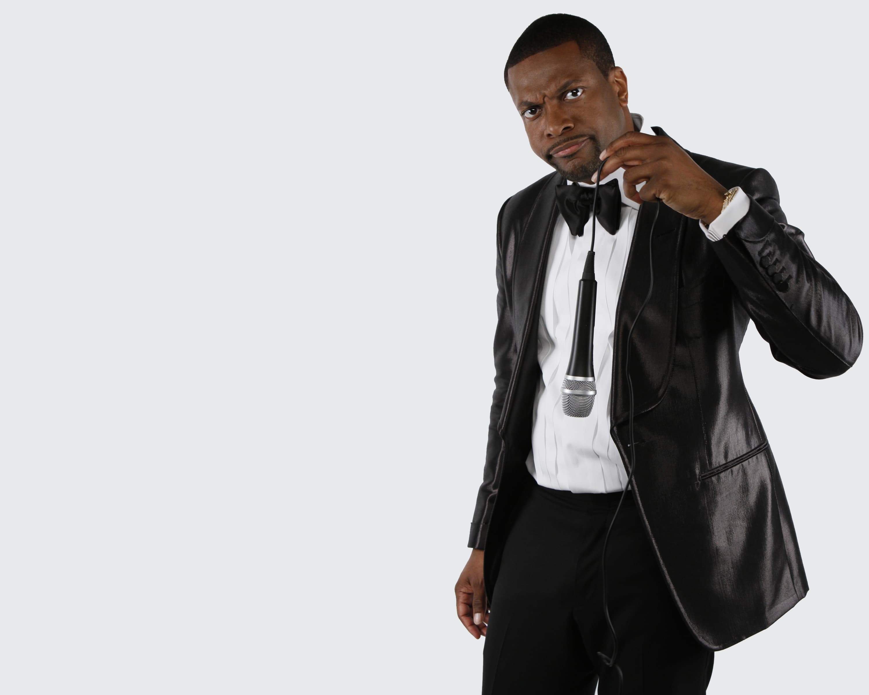 Chris Tucker Background