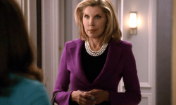 Christine Baranski Background