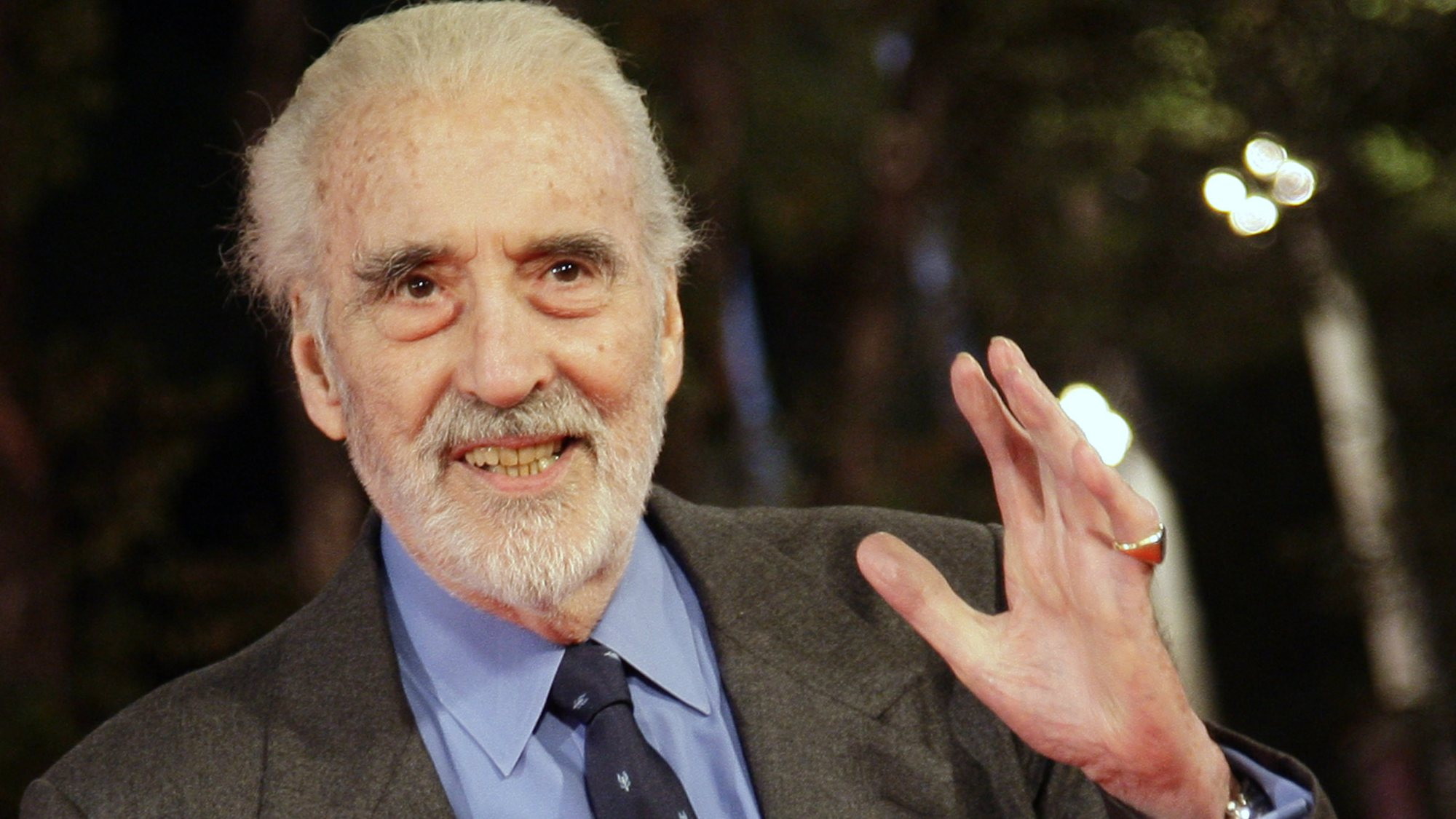 Christopher Lee Background