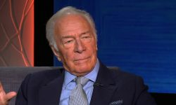 Christopher Plummer Background