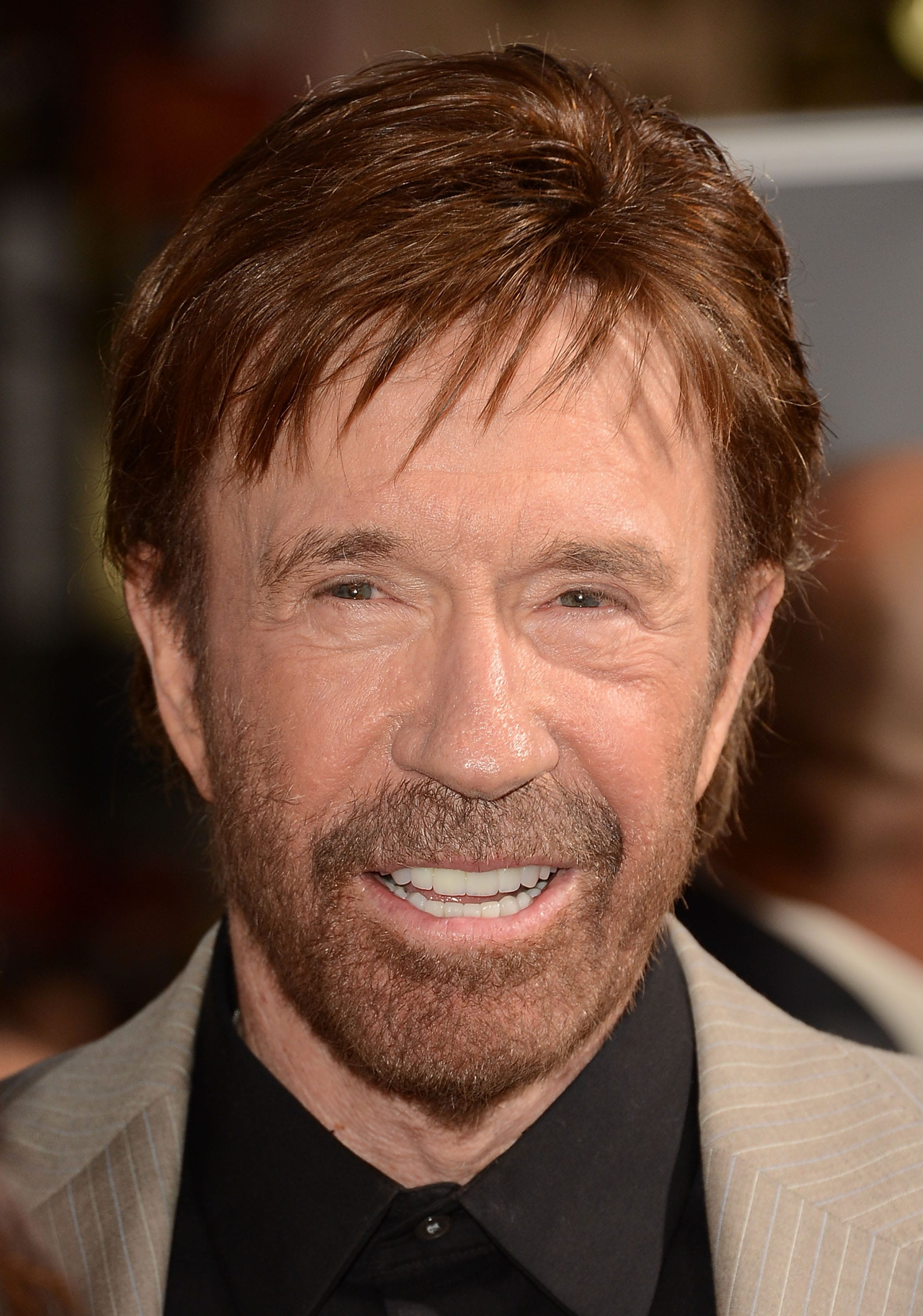 Chuck Norris Background