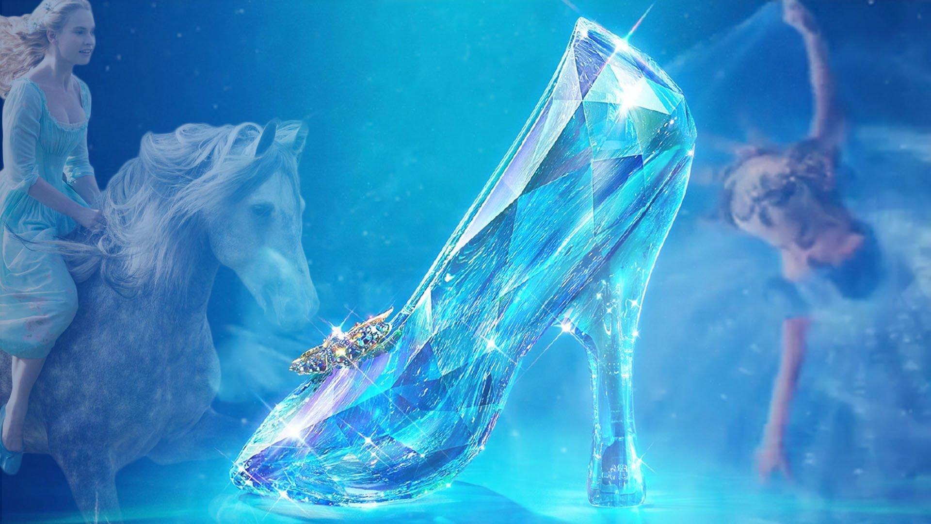 Cinderella Background