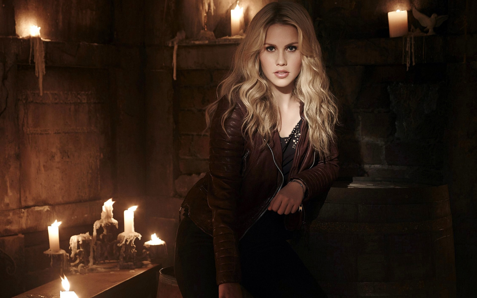 Claire Holt Background