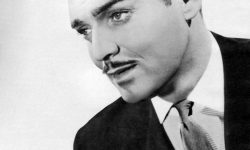 Clark Gable Background