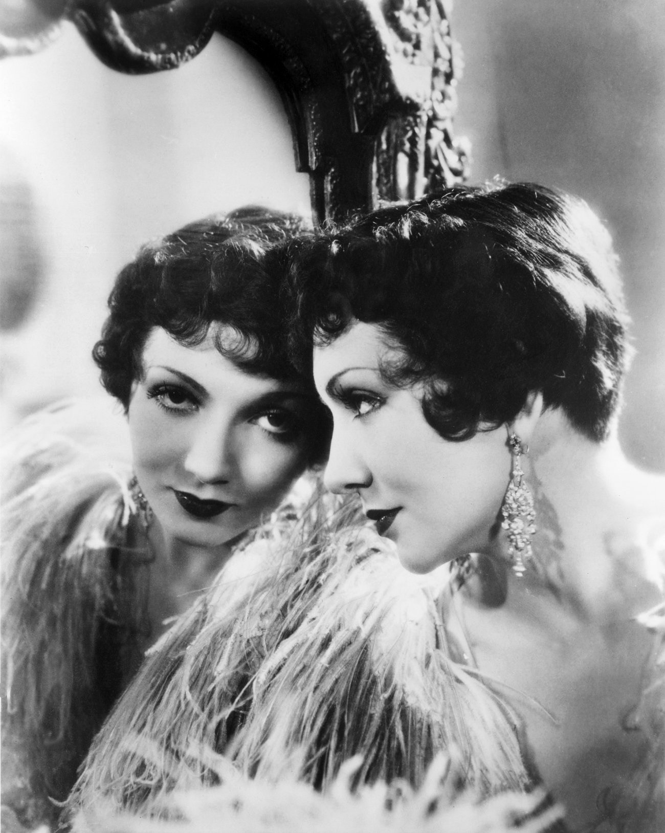 Claudette Colbert Background