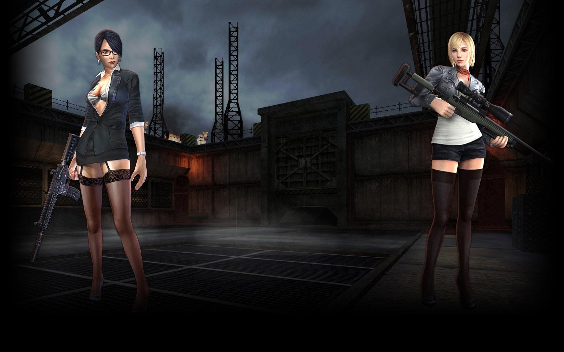 Counter-Strike Nexon: Zombies Background