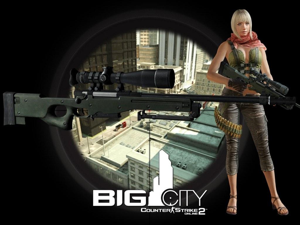 Counter-Strike Online 2 Background