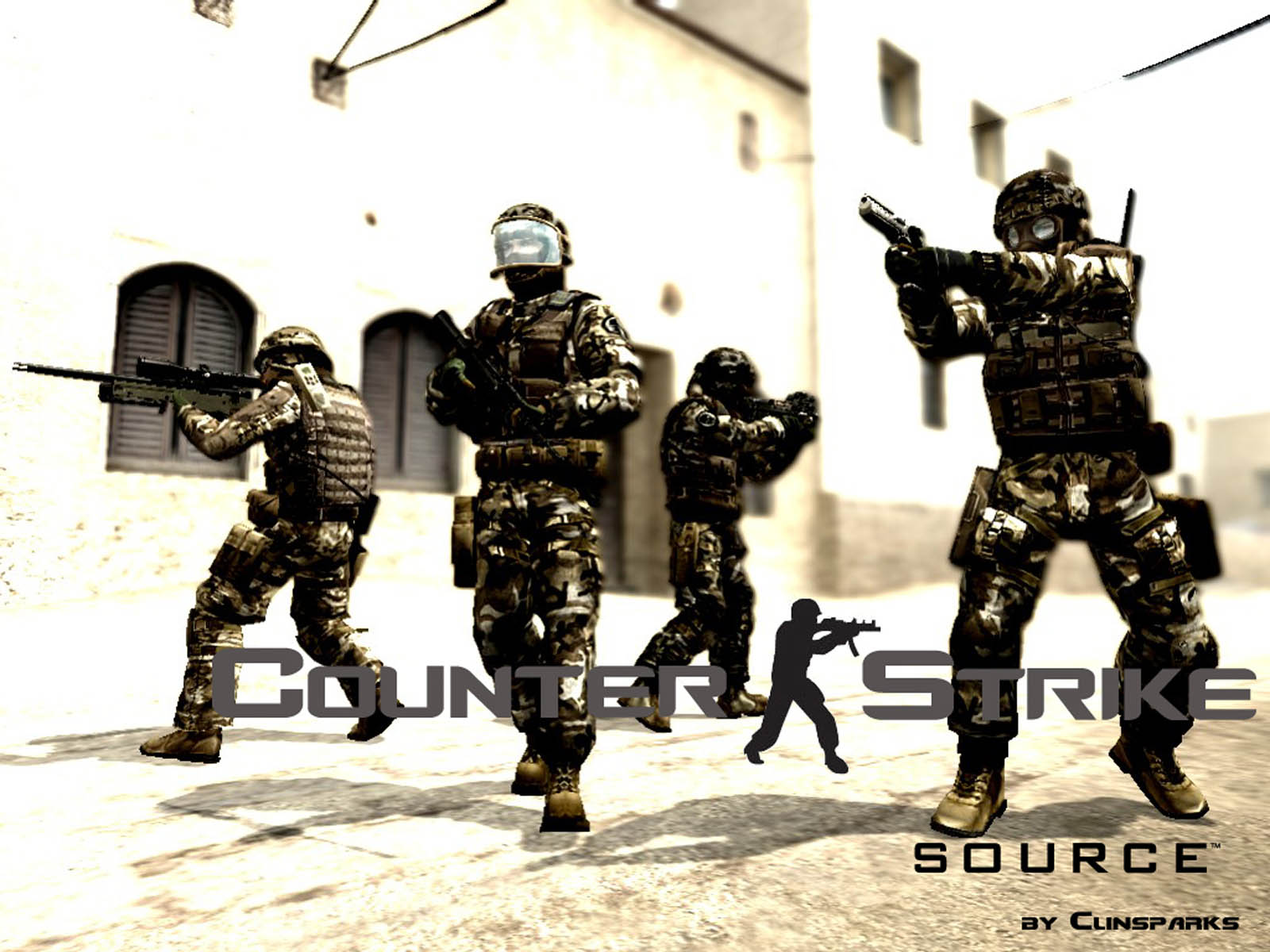 Counter-Strike: Source Background