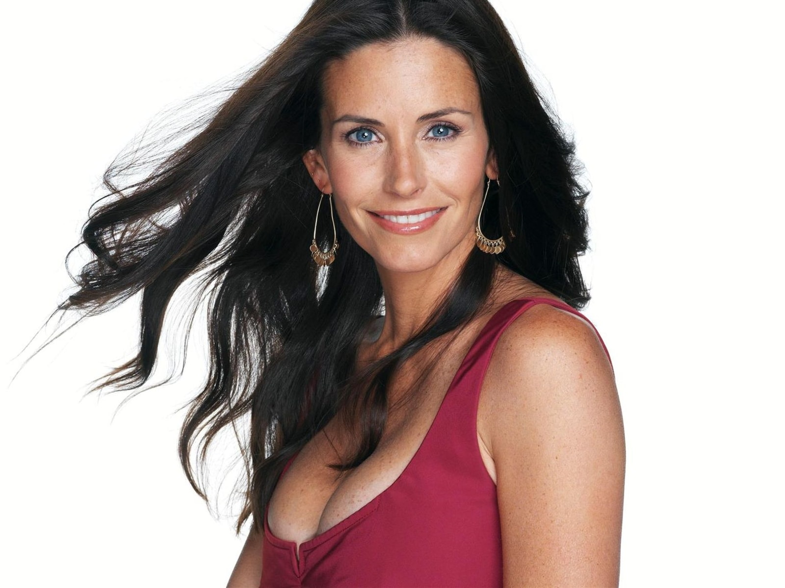 Courteney Cox Background