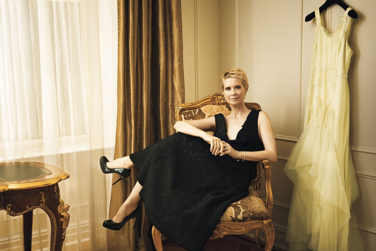 Cynthia Nixon HQ wallpapers