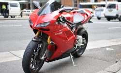 DUCATI 1098 Background