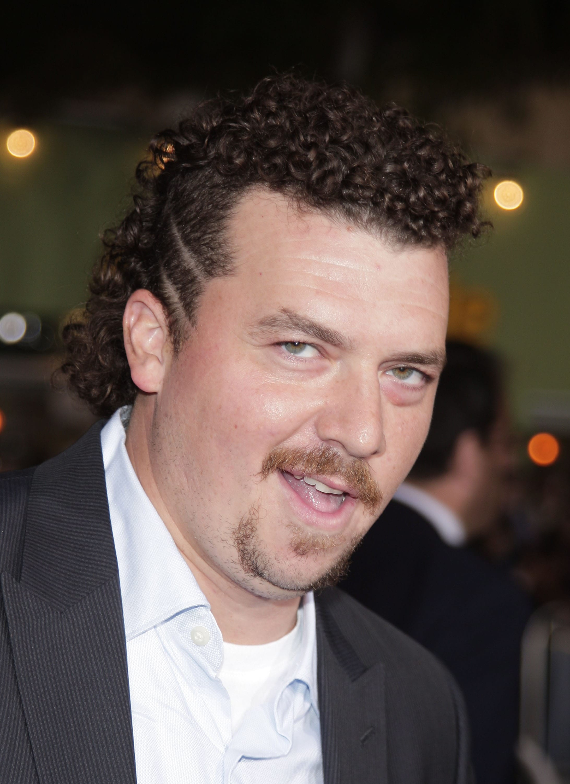 Danny Mcbride Background