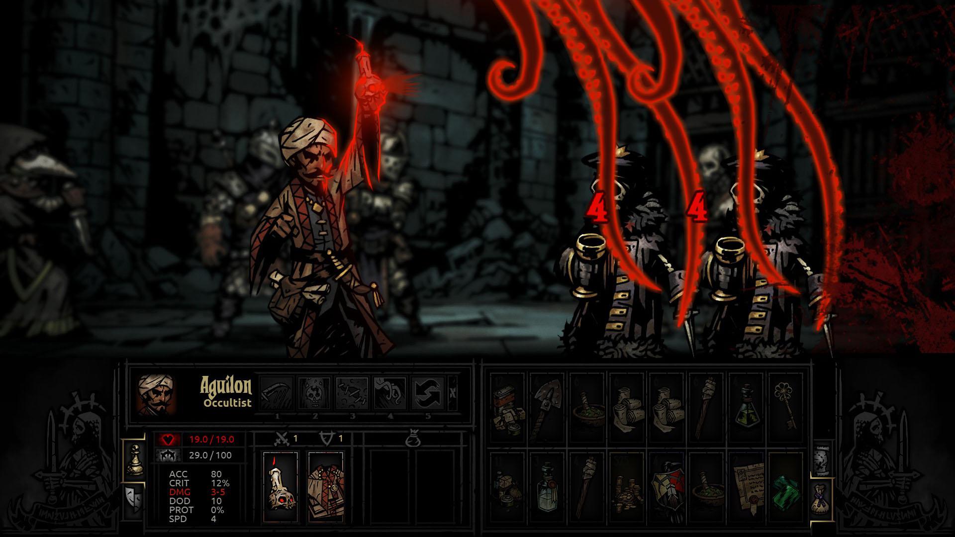 Darkest Dungeon: Occultist Wallpapers hd