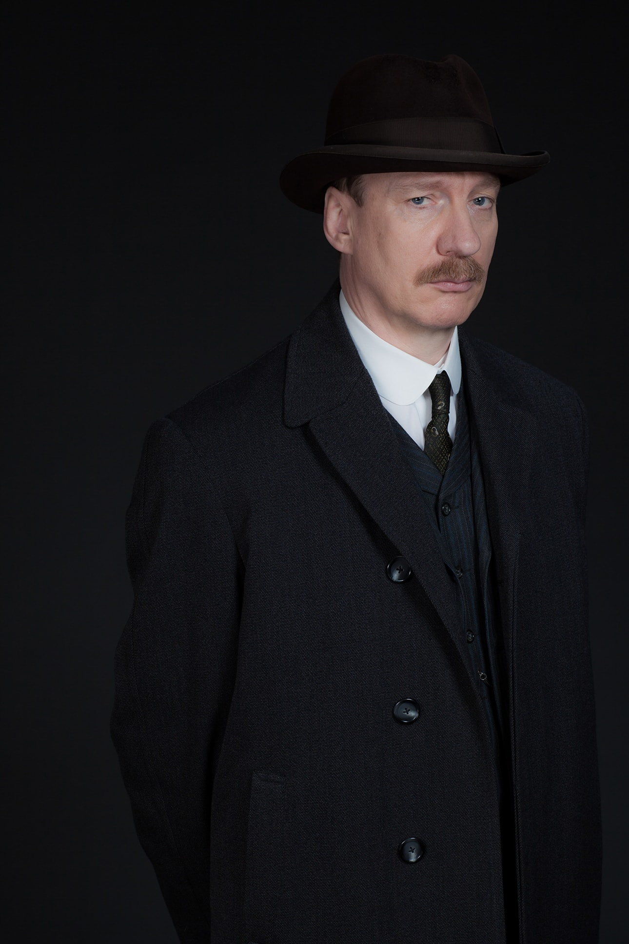 David Thewlis Background