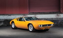 De Tomaso Mangusta Background