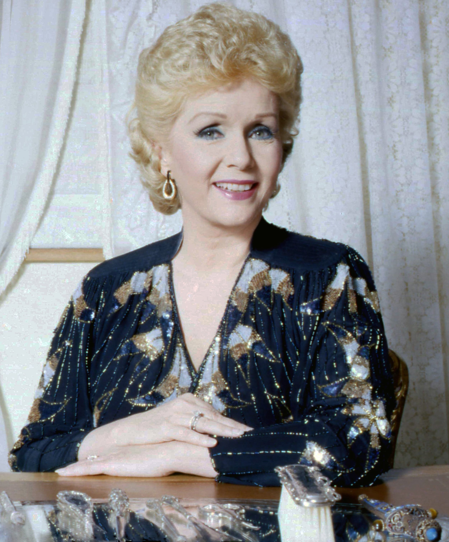 Debbie Reynolds Background
