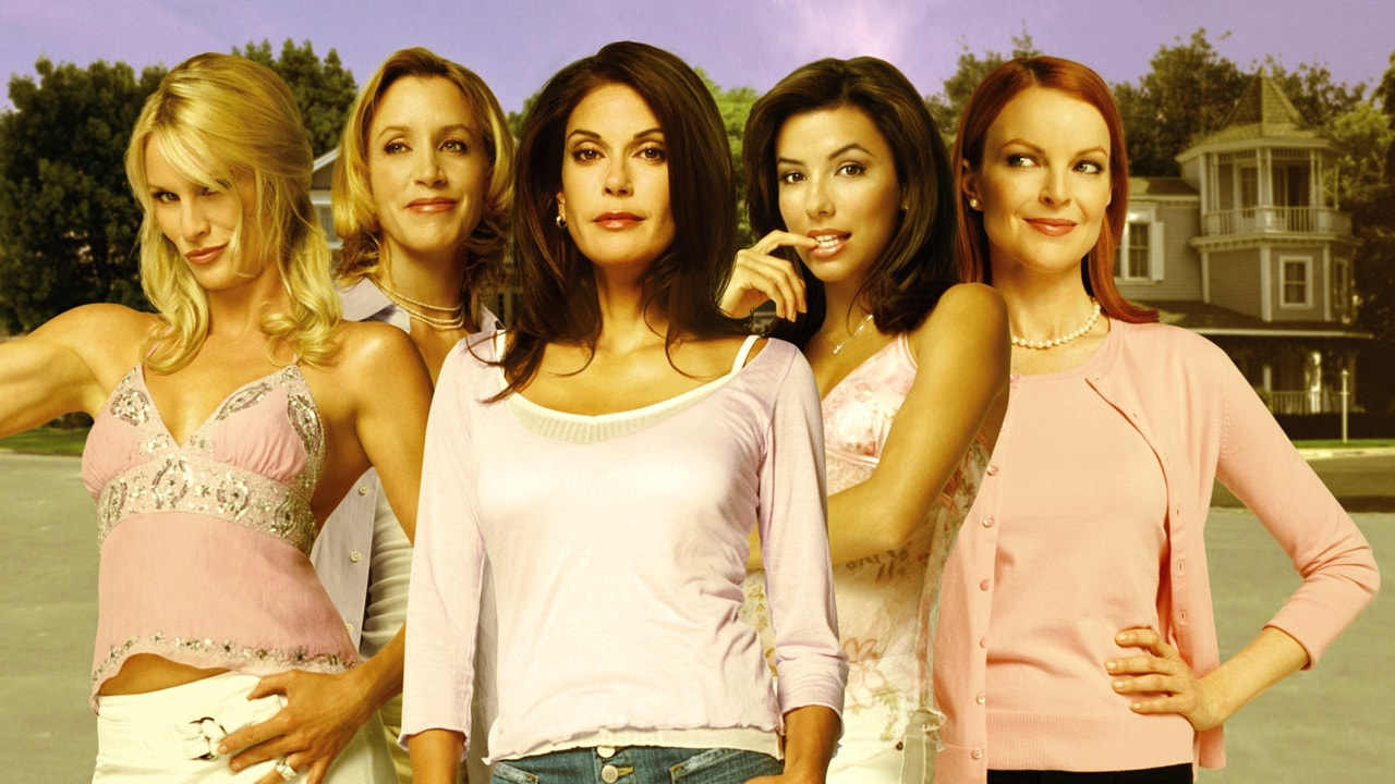 Desperate Housewives Background