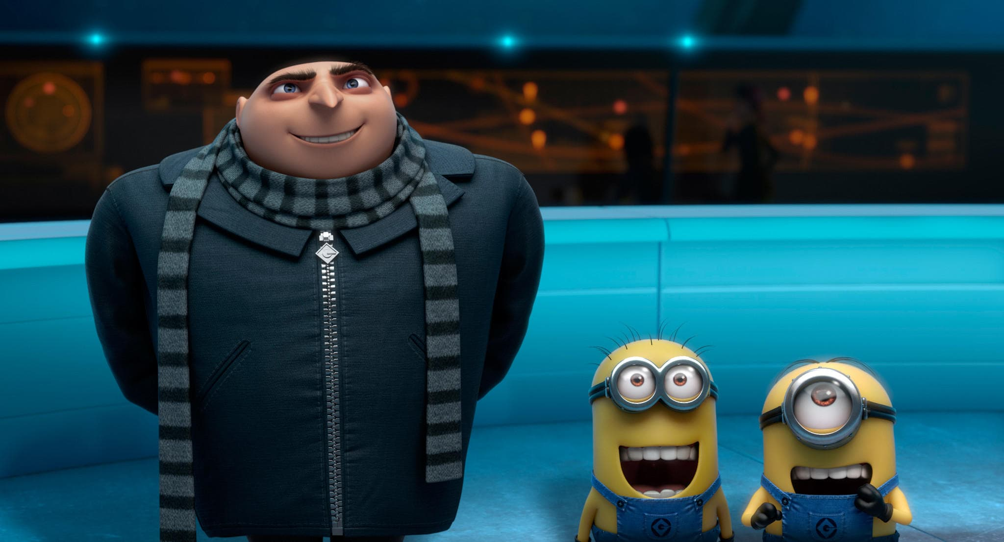 Despicable Me 3 Backgrounds