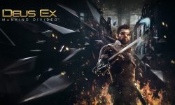 Deus Ex Mankind Divided Background