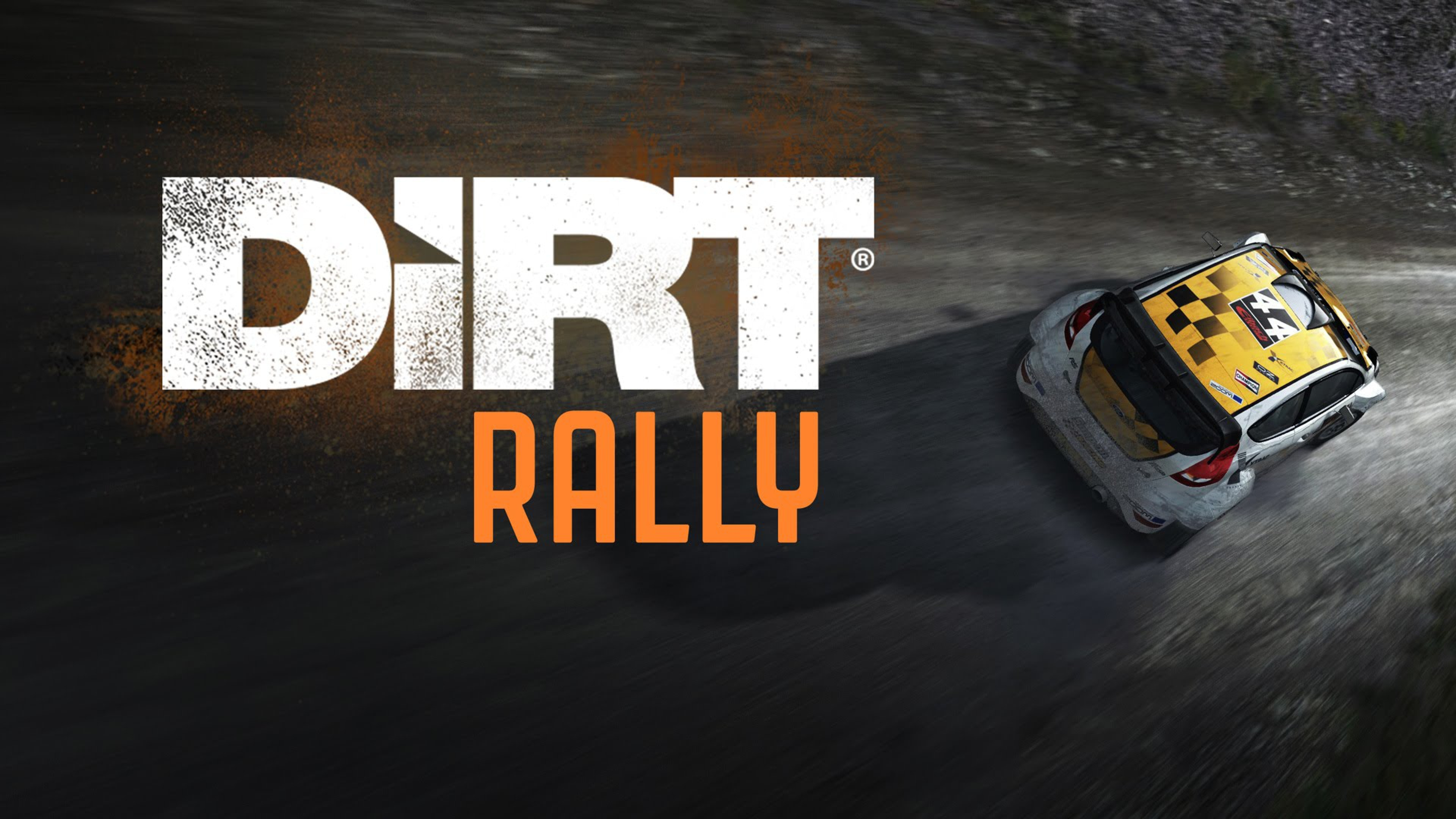 DiRT Rally Background