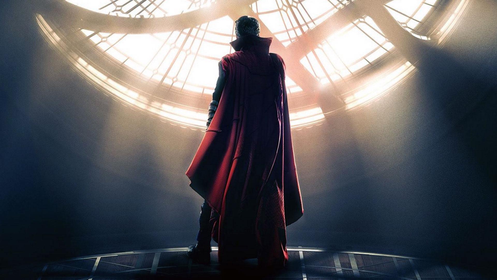 Doctor Strange Background