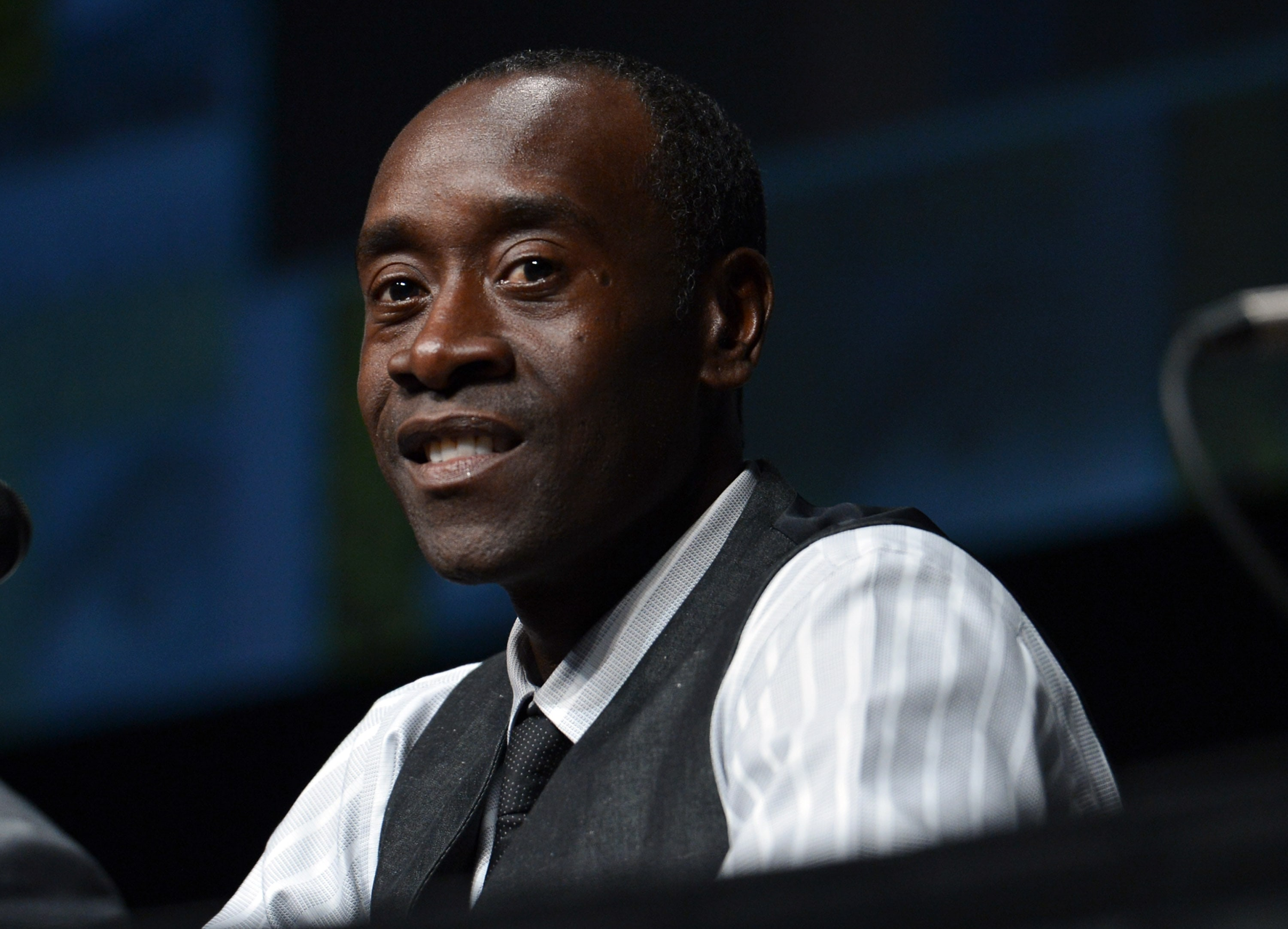 Don Cheadle Background