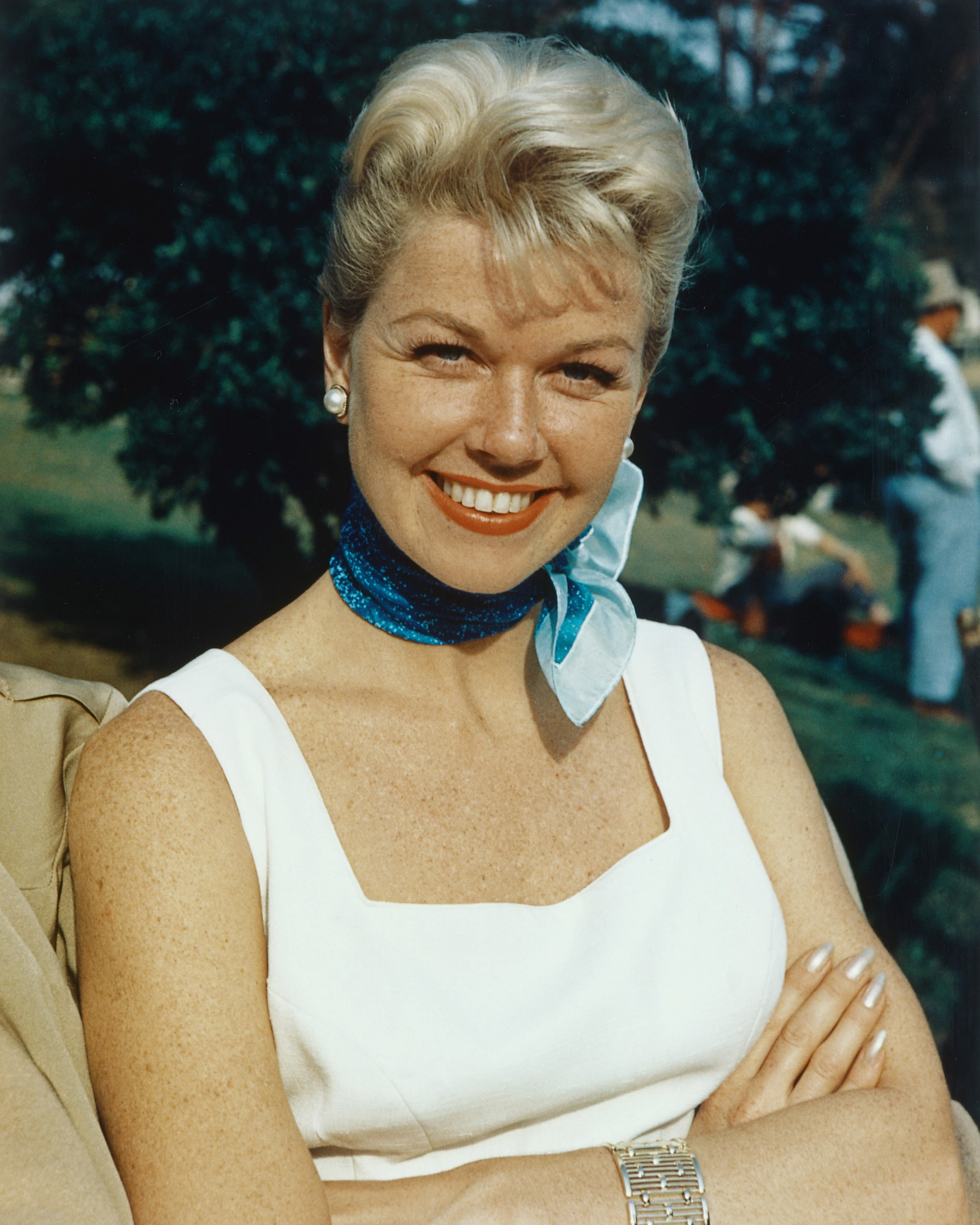 Doris Day Background